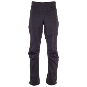 Black Diamond Stormline Pantalones de Lluvia Stretch Cremallera Completa Hombre, black